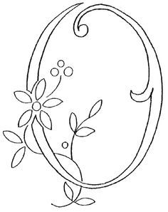 monogram embroidery designs hand - Поиск в Google