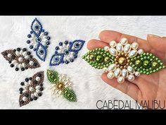 Beaded Necklace Patterns, Bead Earrings, Brooch, Gisele, Beading, Jewelry, Design, Bling Flip Flops, Decorated Flip Flops
