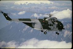 Chilean Air Force S-55T.