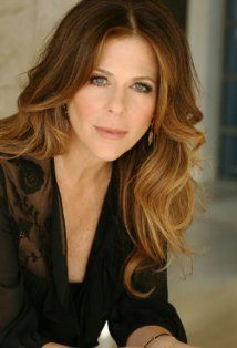 """Rita Wilson: American actress-producer, married to Tom Hanks, a devout Greek Orthodox. """"...Her mother was born in an ethnic Greek village in Albania and her father was born in Northern Greece of Bulgarian descent."""