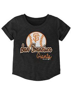 MLB® Team Tees for Baby   Old Navy