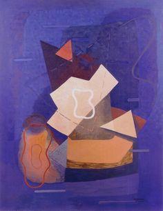 František Foltýn - Composition (1922)  #painting  #Czechia #art