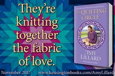 The women of this quilting circle support each other through life's joys and tribulations.
