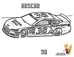 Nascar Cars Coloring Pages Find The Newest Extraordinary Images Ideas Especially Some Topics Related To Only In