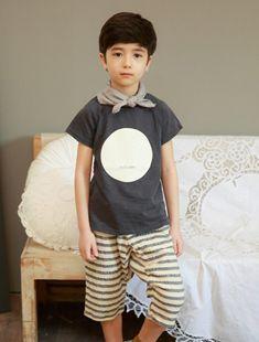 NATURAL G - BRAND - Korean Children Fashion - #Kfashion4kids - Fith May T