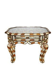 55% OFF Badia Design Glass Top Metal