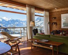 Chalet Österreich | Luxuriöse Lofts in modernem Design, eingebettet in Bad Gasteins herrlicher Natur - Das sind die Alpenlofts.