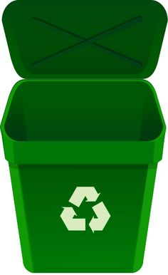 Recycling bin Rubbish Bins & Waste Paper Baskets plastic Free PNG Image - Recycling Bin,Rubbish Bins Waste Paper Baskets,Waste free png images for commercial use. Recycle Cans, Free Recycle, Recycling Bins, Snowflake Images, Recycle Symbol, Earth Day Crafts, Clip Art Library, Little Library, Waste Paper