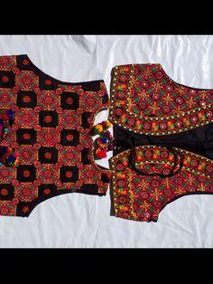 Ethnic Jackets & Shrugs Ethnic Cotton Jacket  *Fabric* Jacket – Cotton   *Sleeves* Sleeves Are Not Included   *Size* XS - 34 in, S – 36 in, M – 38 in, L – 40 in,   *Length* Up To 14 in 16 in   *Type* Stitched   *Description* It Has 1 Piece Of Jacket   *Work* Kutchi Work  *Sizes Available* XS, S, M, L *   Catalog Rating: ★4.1 (124)  Catalog Name: Kutchain Fancy Jackets Vol 25 CatalogID_31969 C74-SC1008 Code: 314-303495-