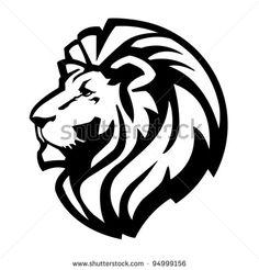 Ícone de cabeça de leão