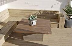 Bilderesultat for hagemøbler Furniture, Diy Garden, Patio Sofa, Diy Patio, Dining Table, Garden Inspiration, Coffee Table, Pallet Table, Outdoor Inspirations