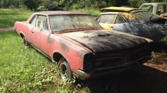 1967 Pontiac GTO for $1,800 - http://barnfinds.com/1967-pontiac-gto-for-1800/