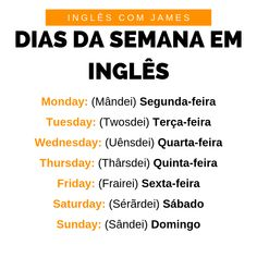 English Help, English Time, English Course, Learn English Words, English Study, Portuguese Lessons, Learn Portuguese, English Lessons, English Vocabulary Words