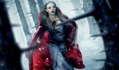 Erotic Red Riding Hood   Amanda Seyfried Upcoming Movie Red Riding Hood Hot Hot Wallpapers