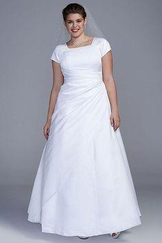 Plus Size Wedding Dresses & Bridal Gowns | David's Bridal