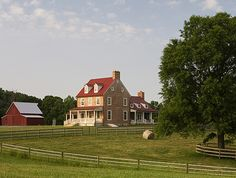 In ten years, I'm going to own a ranch or farmland and put a country house on it.  Maybe like this, maybe not!