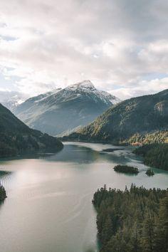 Morgan Phillips Photography - Diablo Lake