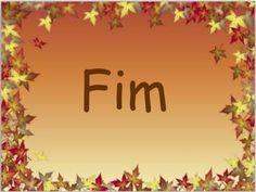 Apresentação frutos do outono