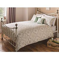 George Home 100% Cotton Bellezza Tile Print Duvet Range | Bedding | George at ASDA