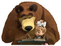 04-masha-and-the-bear-reading.jpg (1200×900)