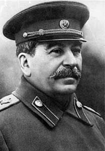 Why you stallin' Stalin? Shouldn't you be crushing Hitler before this mess started?