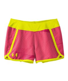 Love this Power Ripping Shorts - Girls by Under Armour® on #zulily! #zulilyfinds
