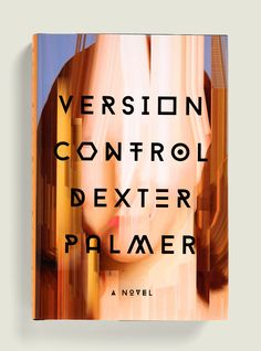 Version Control, book cover design by Janet Hansen