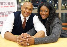 Eddie George Returns to Ohio State with his new book!