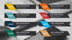 Corporate Colorful Lower Thirds After Effects Templates on Vimeo Text Design, Ad Design, Graphic Design, After Effects, Layout Template, Templates, Temple Logo, Infographic Powerpoint, Lower Thirds