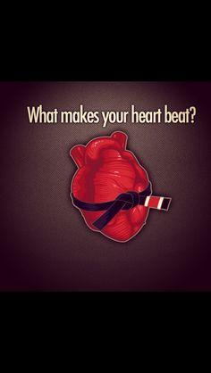 O que faz o seu coração bater ? #JiuJitsu #BJJ #BJJGirls