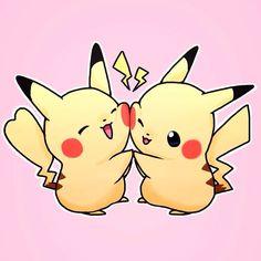 Pikachu (by ほぺぱち@ついった, Pixiv Id 6597980)