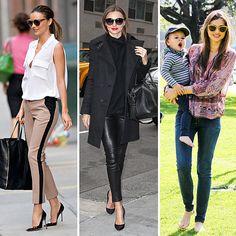 Celebrity Fashion Stalk: Model Miranda Kerr's Street Style