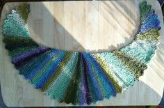 Simple Knits: Pirouettes Shawl to knit