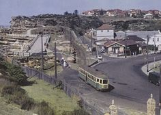 A well-placed source of historical photographs last week sent me some great colour images of trams trundling down Darlinghurst an. Sydney City, Liverpool Street, Rail Car, Photographer Pictures, Modern Pictures, Historical Architecture, Sydney Australia, Historical Society, Public Transport