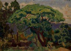 JUHO RISSANEN  Tree (1920)