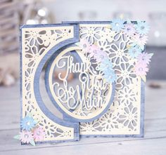 Crafter's Companion Die'sire Create a Card Kinetic dies Flip Cards, Fancy Fold Cards, Card Making Tips, Making Ideas, Swing Card, Crafters Companion Cards, Shaped Cards, Friendship Cards, Embossed Cards
