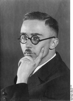 Heiny Himmler before he joined the NSDAP