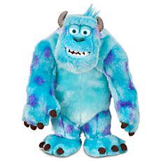 Sulley Speak-N-Scare Talking Action Figure - Monsters University