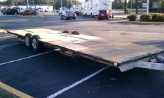 What kind of trailer to buy to build a tiny house on... Great article