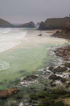 Once a beach