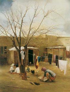 Morteza Katouzian, Village Life