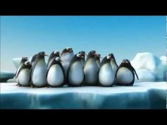 Youtube video clips about the power of working together. {features crabs, ants, and penguins}