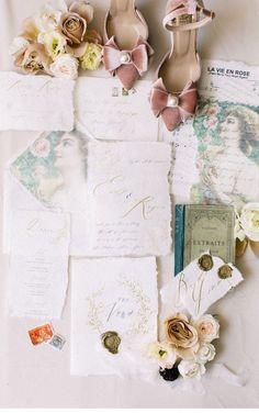 La Vie en Rose - eine himmlische Liebesgeschichte   Hochzeitsguide Mod Wedding, Ivory Wedding, Wedding Events, Elegant Wedding, Weddings, Wedding Stationery, Wedding Planner, Destination Wedding, Wedding Invitations