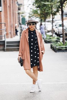 The Chicest Street Style From Day 2 Of NYFW