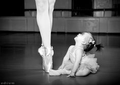 """""""Ballet is sort of a mystery to me. And I don't want to unravel that mystery."""""""