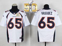 repjerseys.ru Man Denver Broncos #18 Peyton Manning White Alternate Super Bowl 50 Elite Jersey
