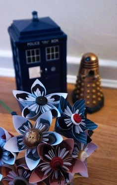 Doctor Who Bouquet - £50
