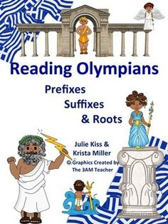 """Here's what teachers are saying about Reading Olympians!""""The GREATEST thing I…"""