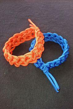 Ravelry: Survival Bracelet pattern by Tia Davis