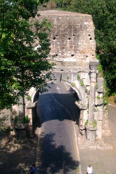 Aurelian Walls - Muralhas Aurelianas